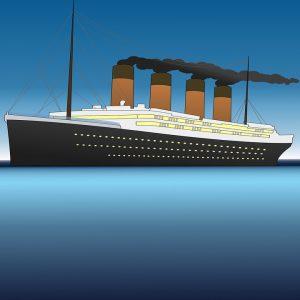 Titanic affondato e ricostruito